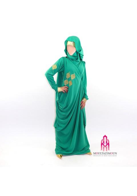 Abaya amirat el khaleej