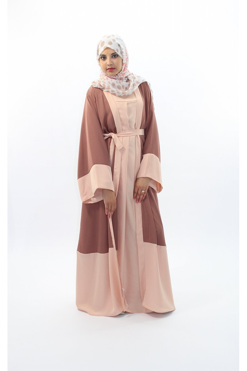 Abaya Muslim Woman Collection Of Modern And Oriental