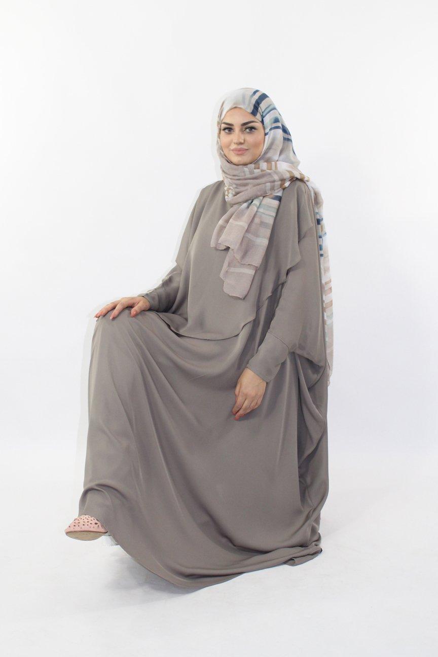 Abaya Papillon allaitement
