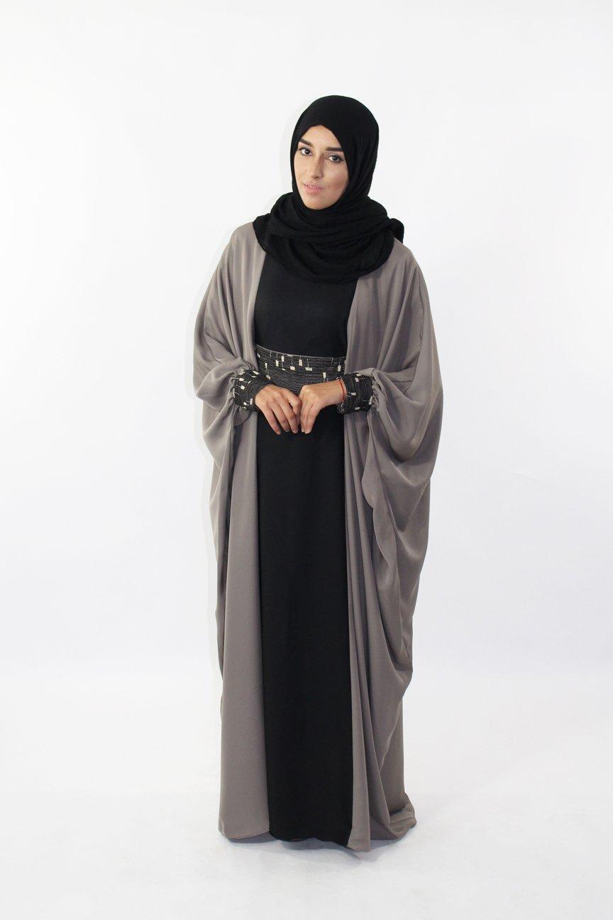 Abaya Hyderabad Princess 2 - Moultazimoun Boutique