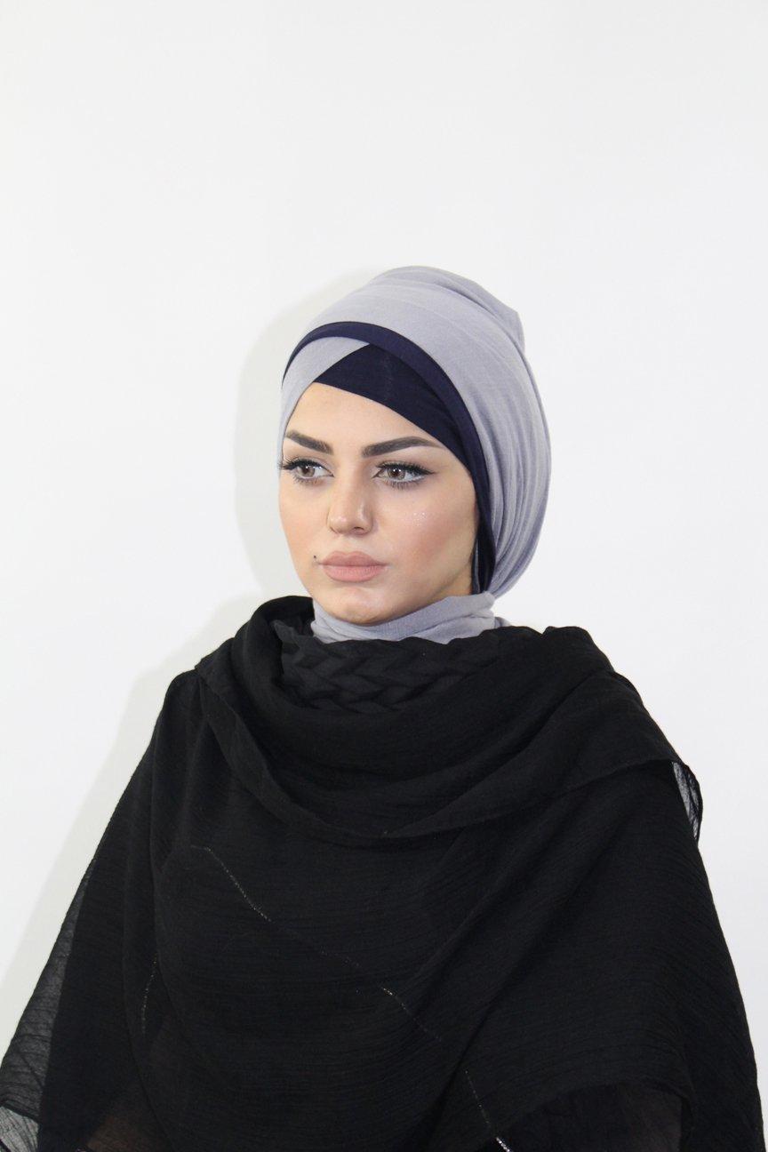 Turban bi color