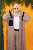 Abaya Kimono khansa