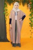 Abaya Kimono Papillon Khansa