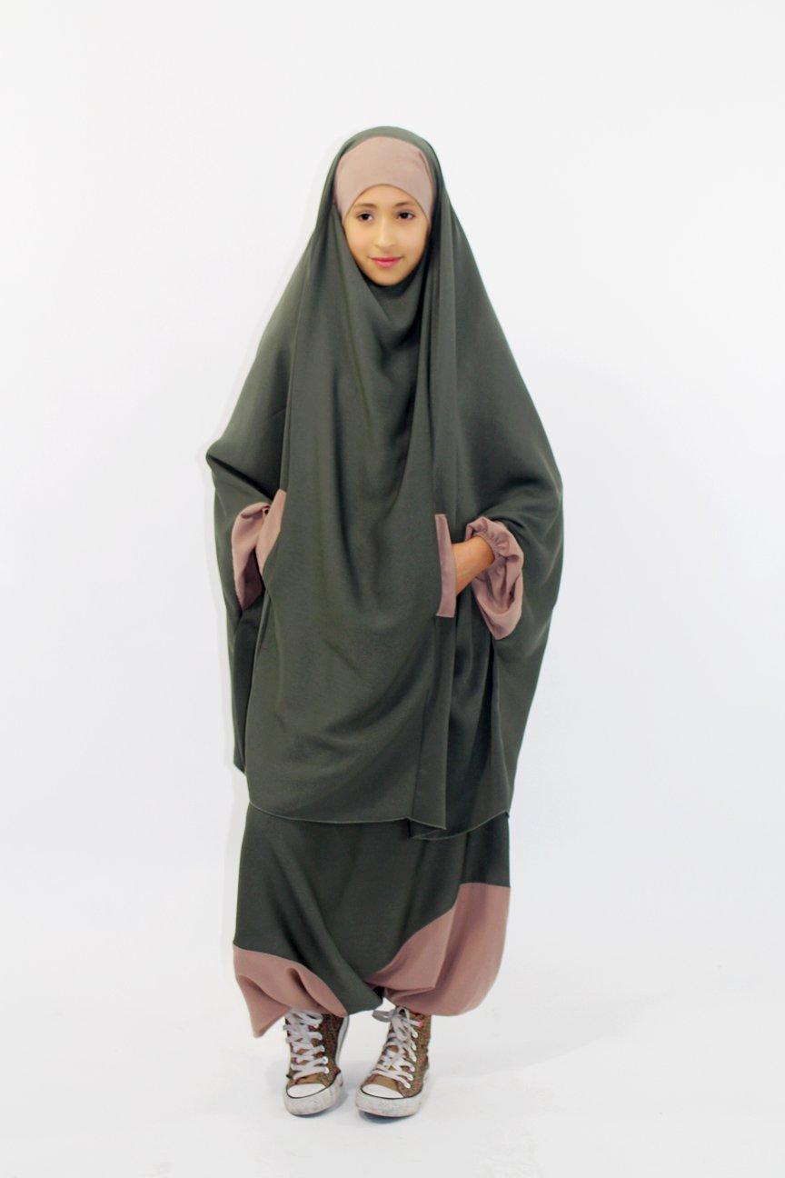 Jilbab Sarouel Teen