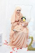 Abaya + cape baby