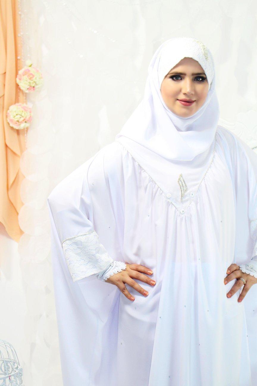 Jilbab de mariage Jasmine 2