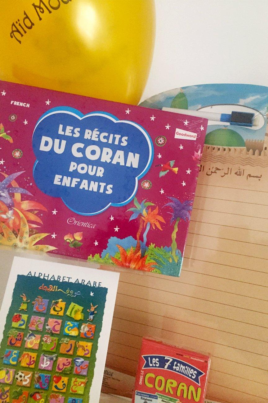Pack Ramadan J'aime le Coran + 8 ans