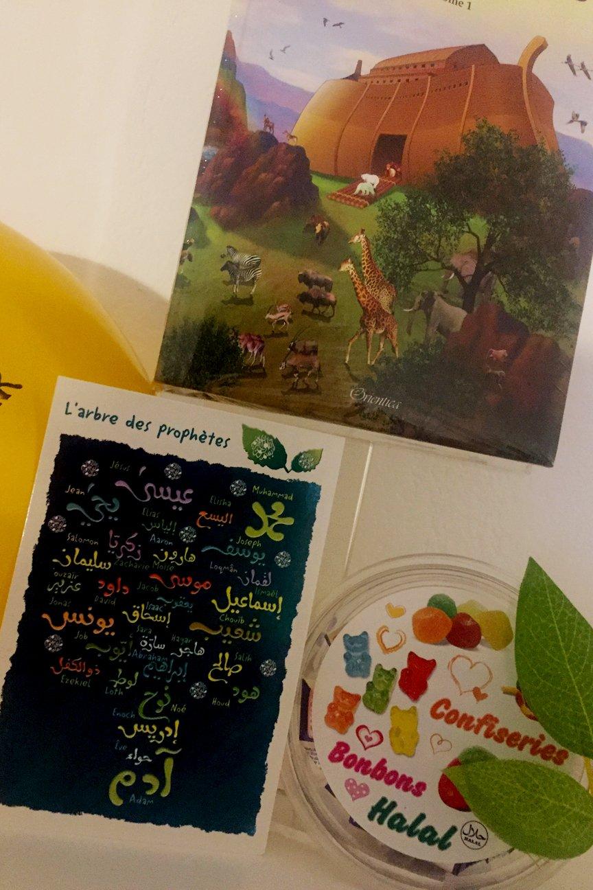 Pack Ramadan J'aime les Prophètes + 10 ans