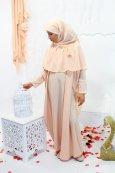 Abaya Papillon Girl + khimar