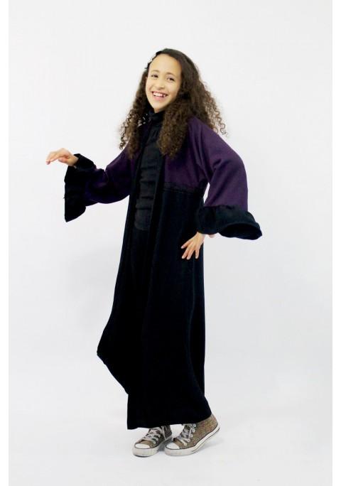 Abaya Kimono Dentelle