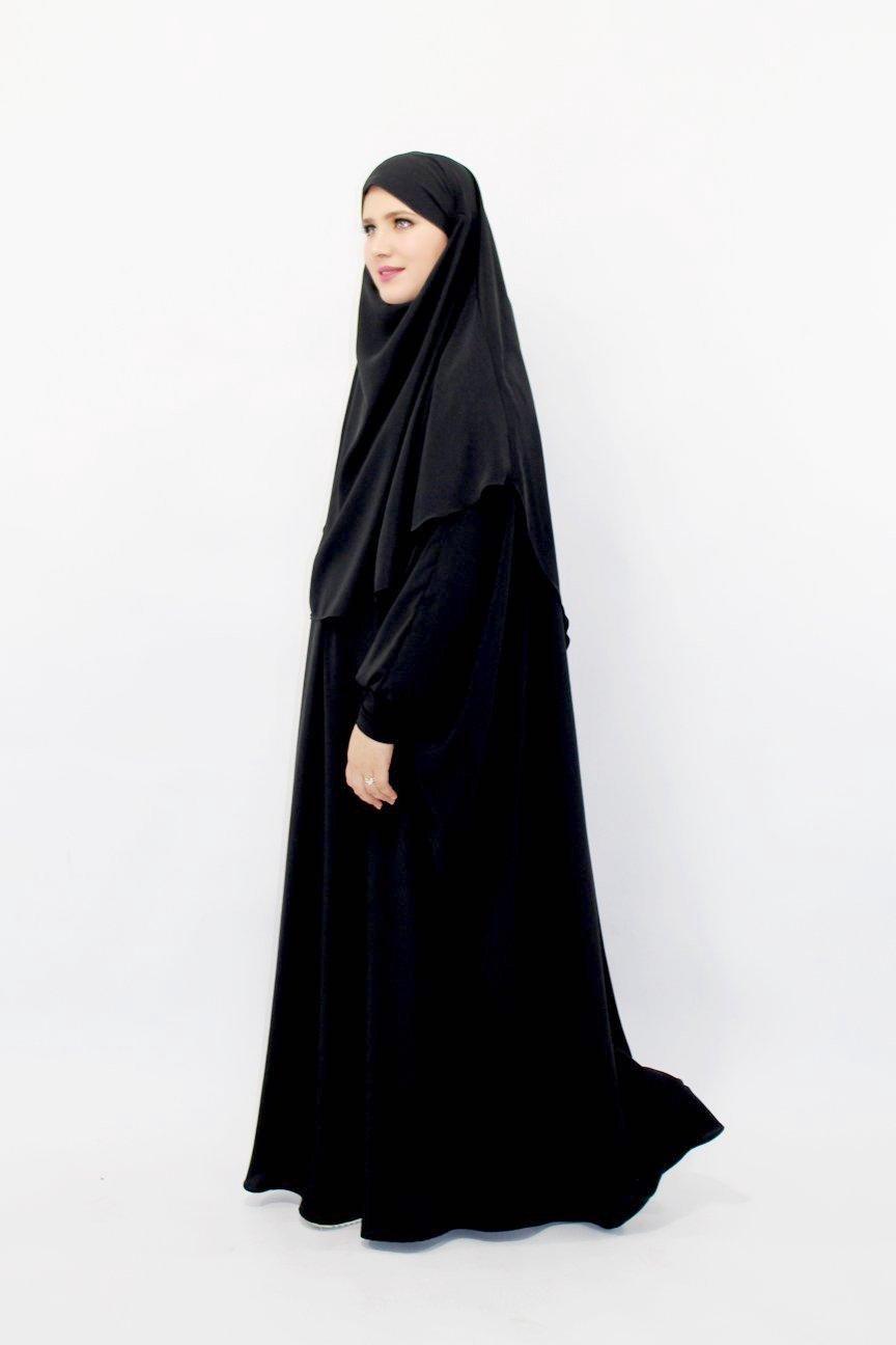 Abaya Papillon + khimar