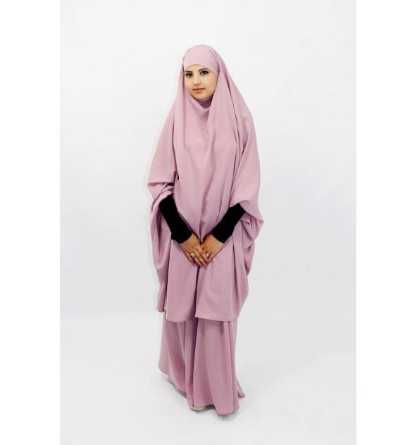 Jilbab Makkah 2 Mitten Sleeves