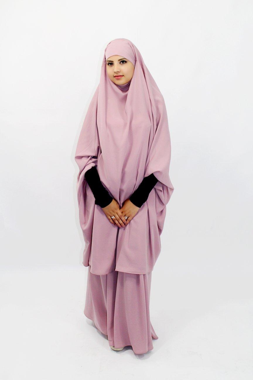 Jilbab Makkah 2 Lycra Sleeves