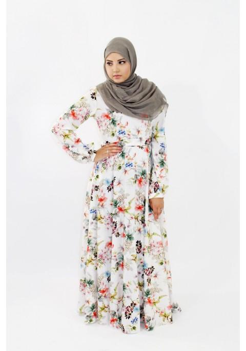 Abaya tropicale