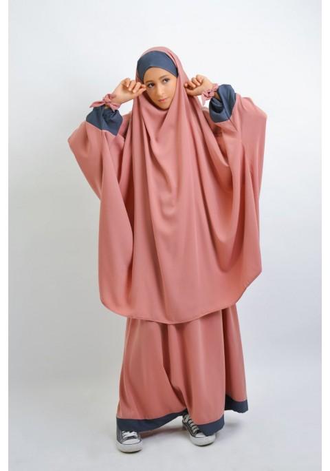 Jilbab houda ADO 1m35,1m55