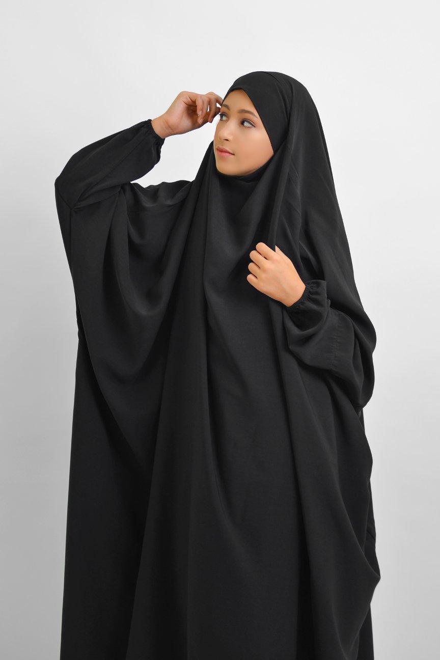 Jilbab Benet 6/18 years