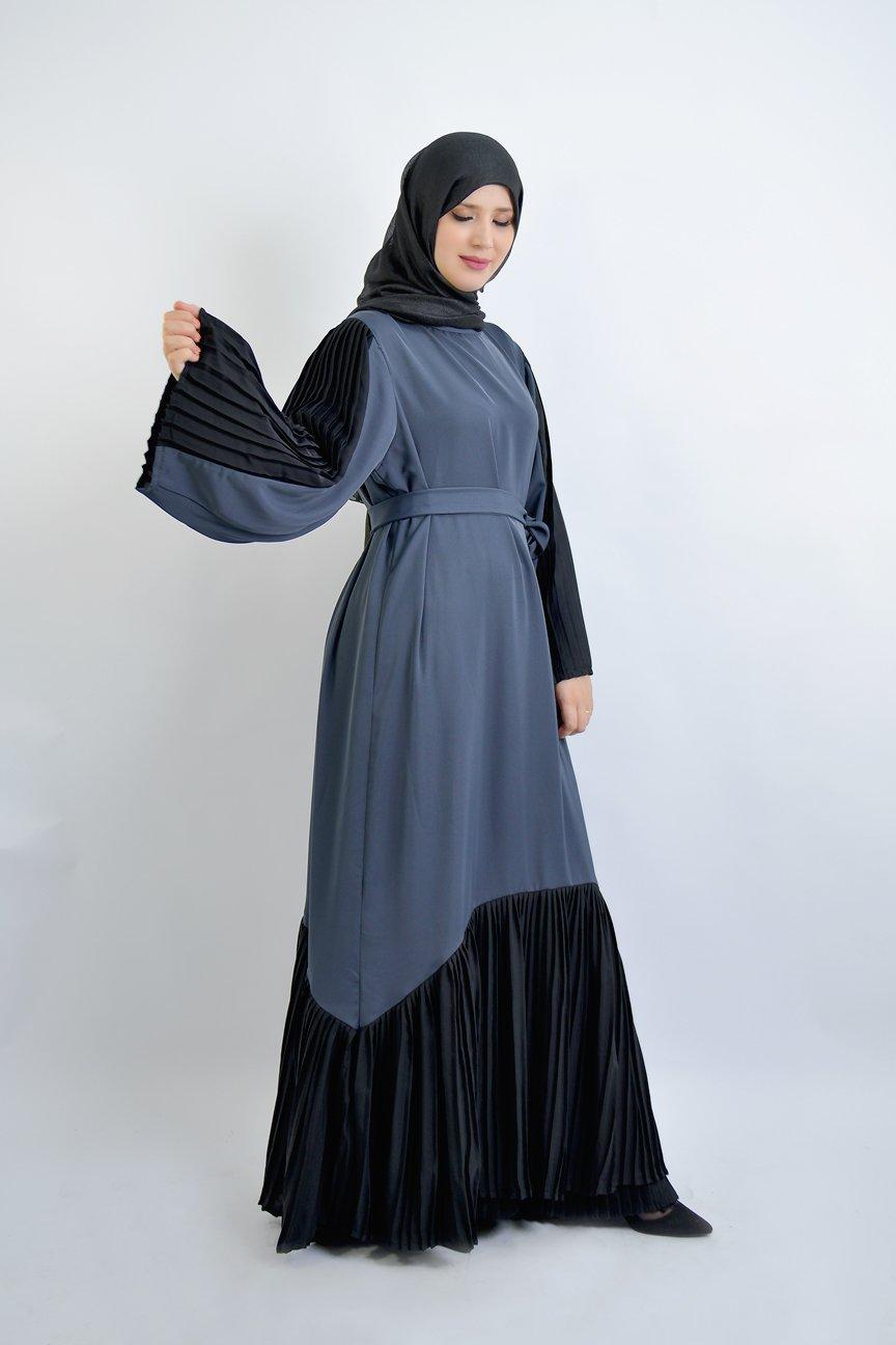 Abaya Sultana Plissé