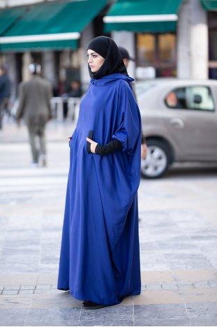 Jilbab   le vêtement de la femme musulmane   Jilbeb de qualité ... 49a479c2716b