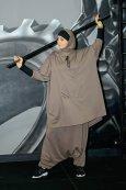 Jilbab Sport Molleton Seeha
