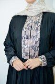 Abaya Kimono Fronces Al Khansa 2