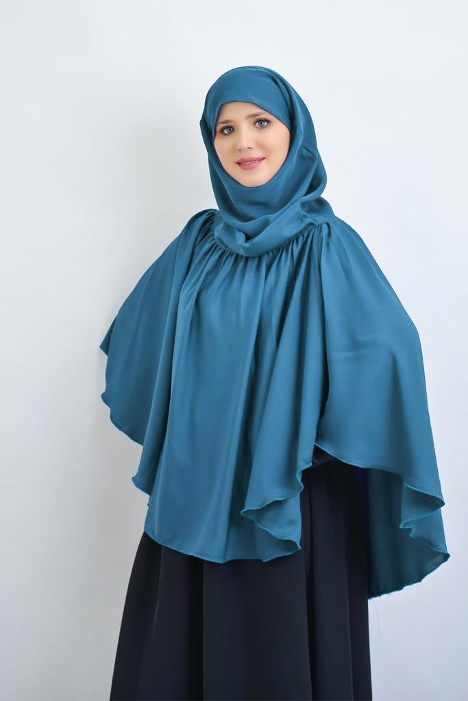Khimar a fronces fresh