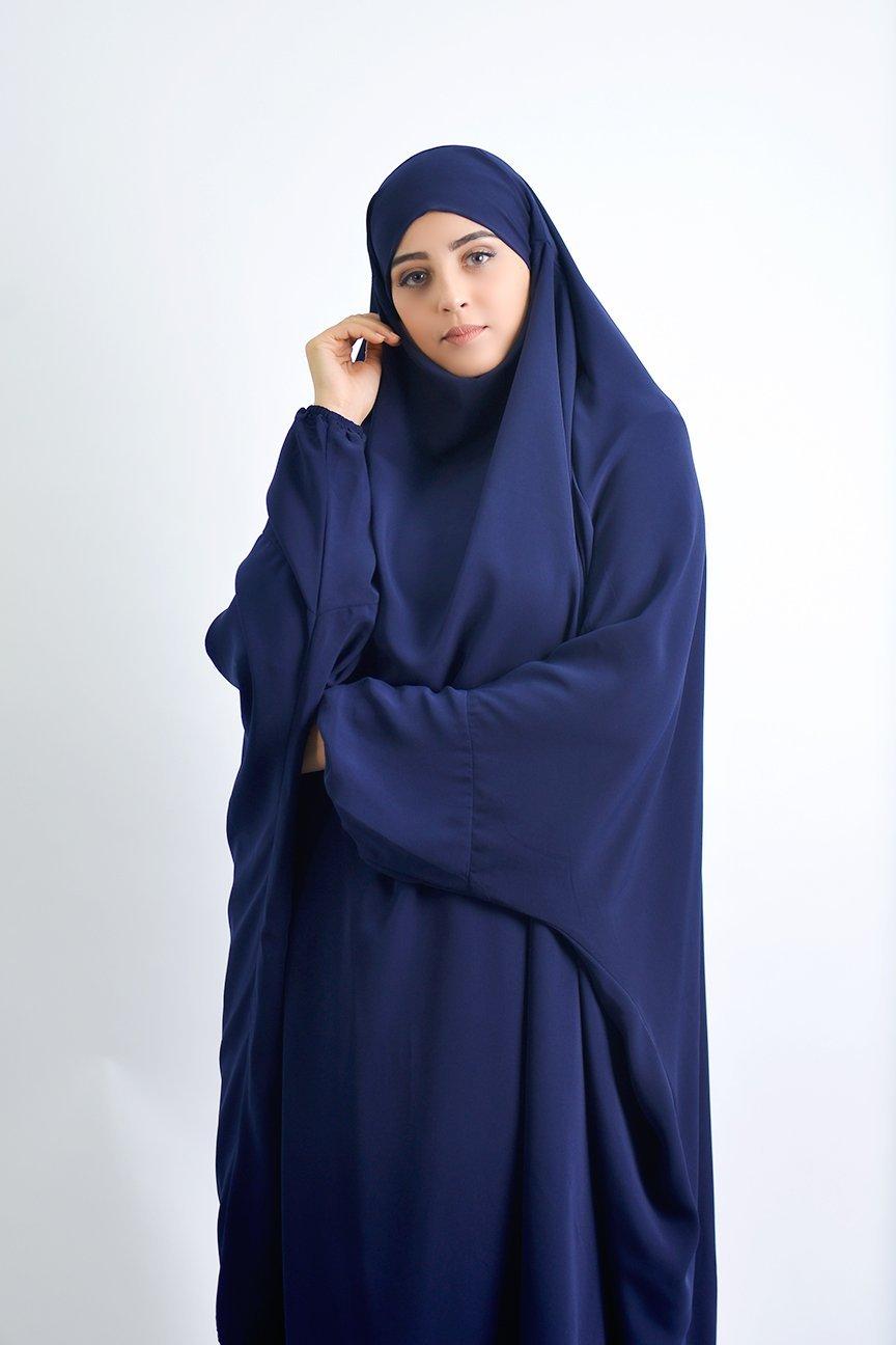 Jilbab personnalisé