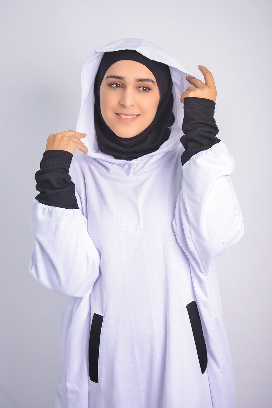 Abaya Young Molleton