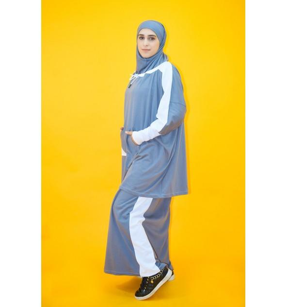 Jilbab Jupe Sport Molleton Reality