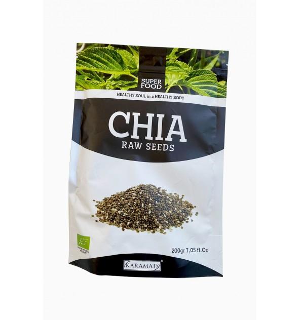 CHIA graines naturelles 200g