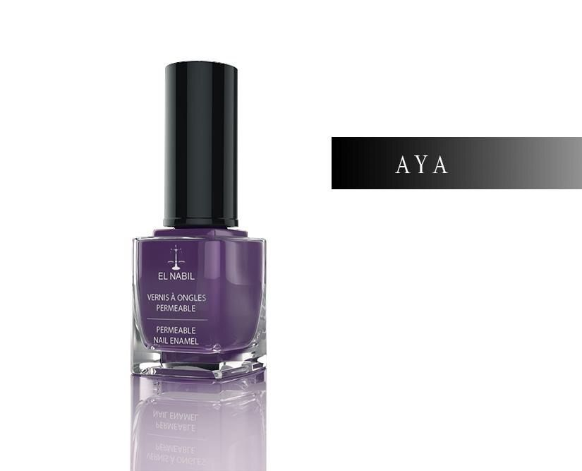 Permeable Nail Polish Aya Moultazimoun Boutique