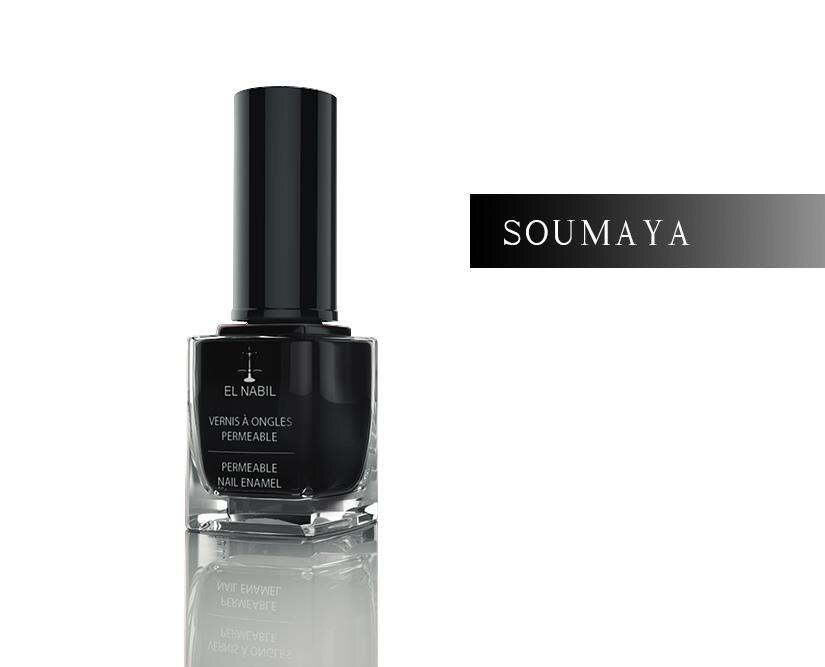 Permeable Nail Polish Soumaya
