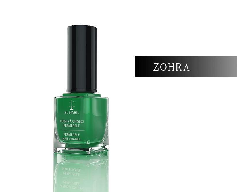 Permeable Nail Polish Zohra