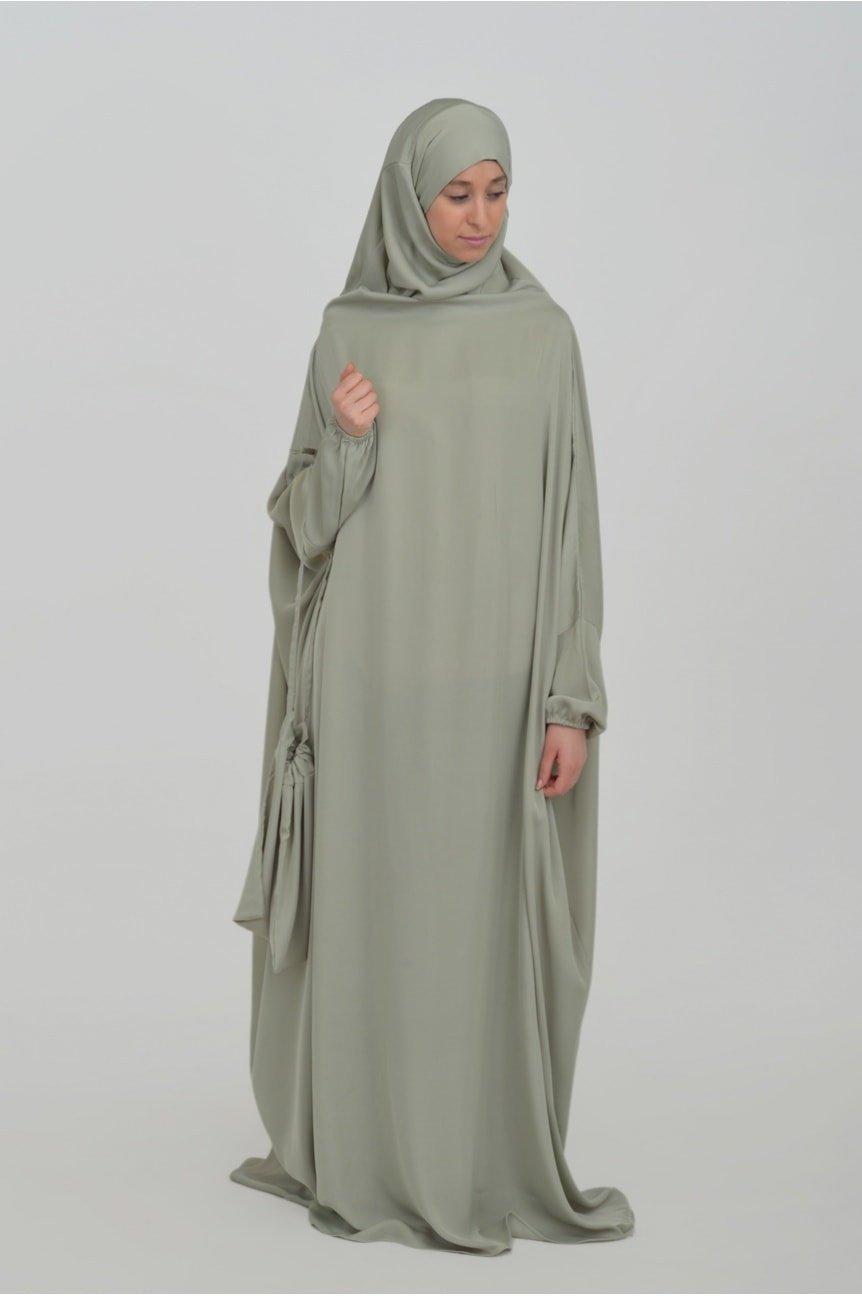 Prayer attire + bag Oum Salama 2