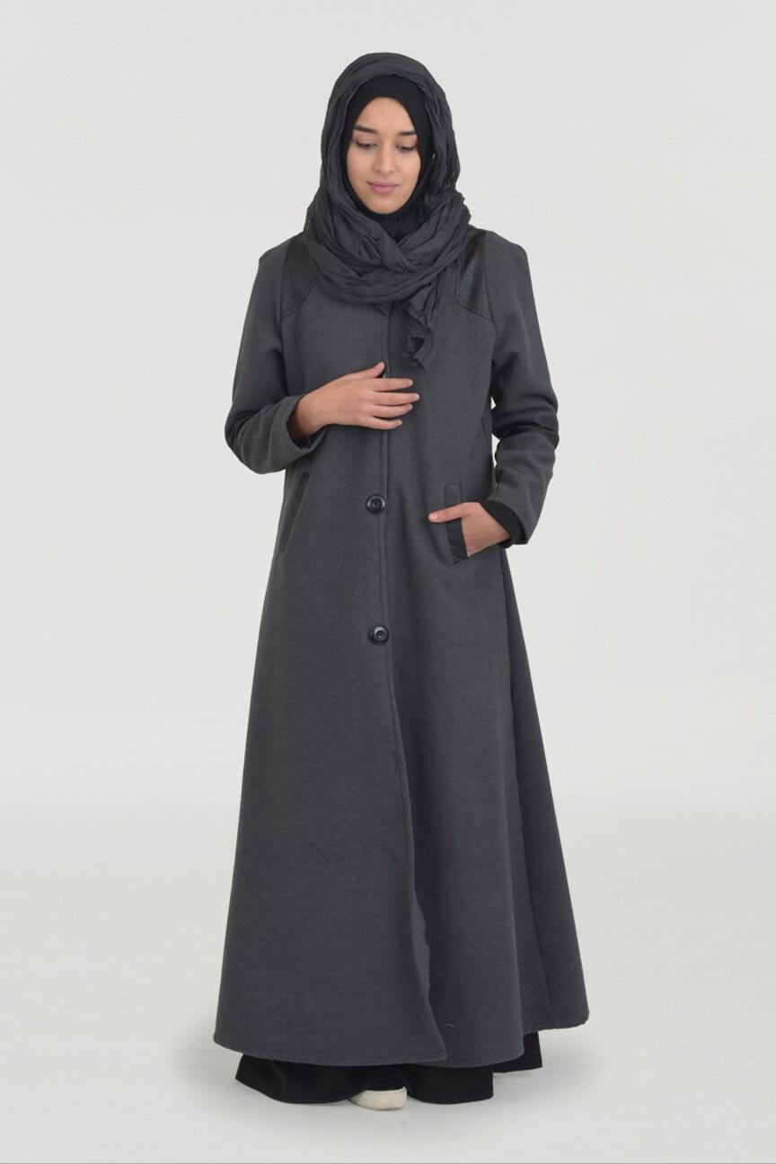 Long Manteau Cachemire