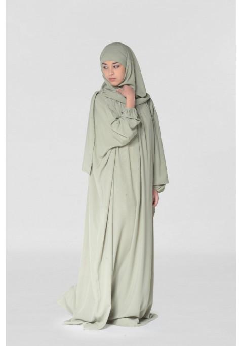 Abaya Jilbab Ajman beauty with scarf