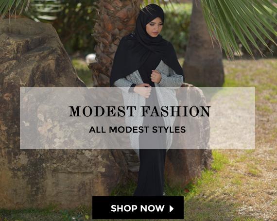 Modest fashion paris