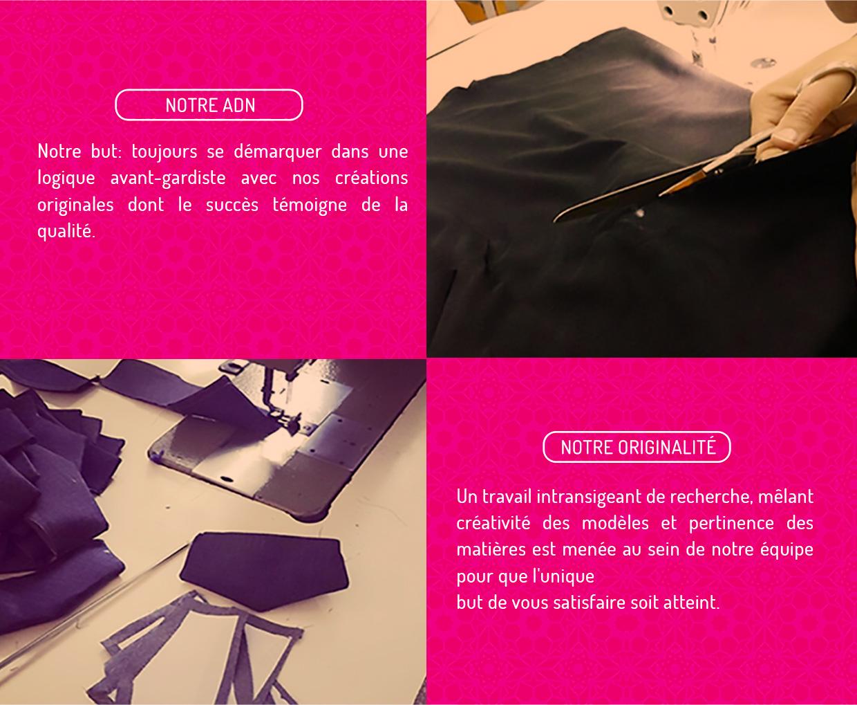 Moultazimoun, fabricant abaya