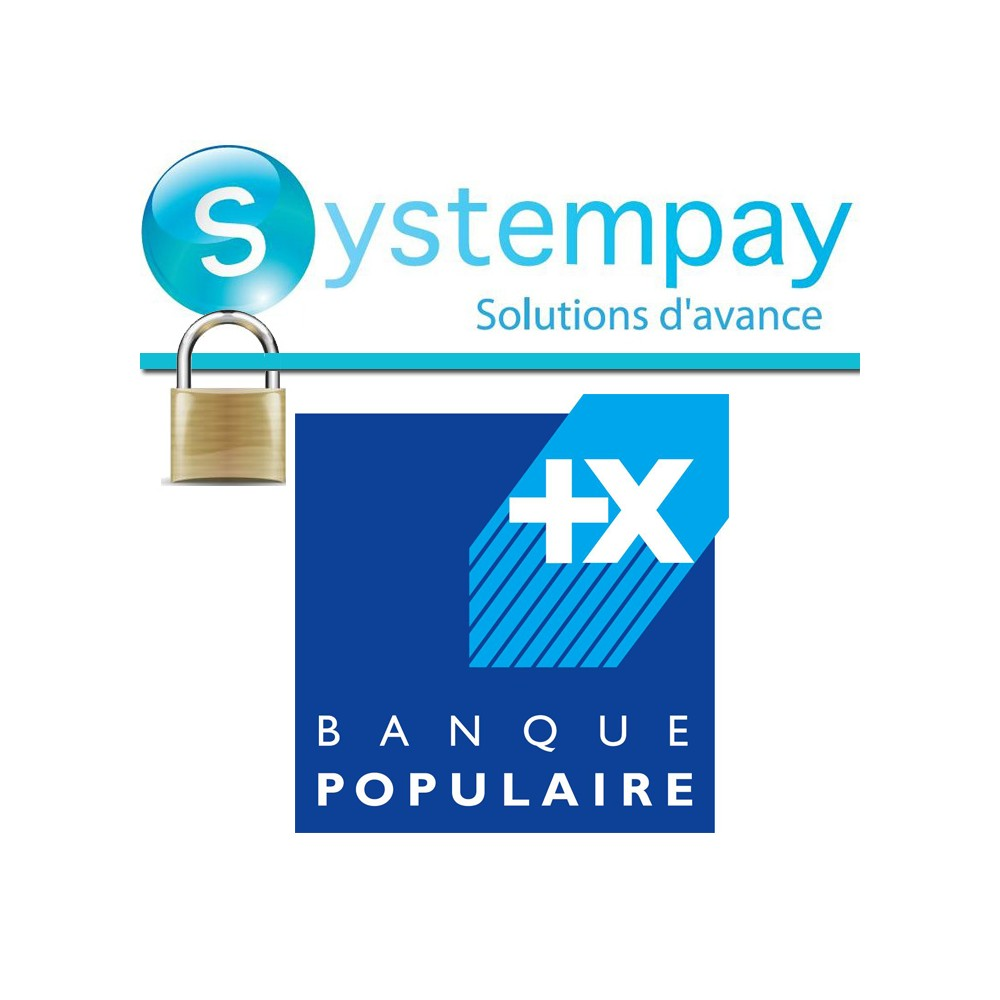 Secure payment Systempay